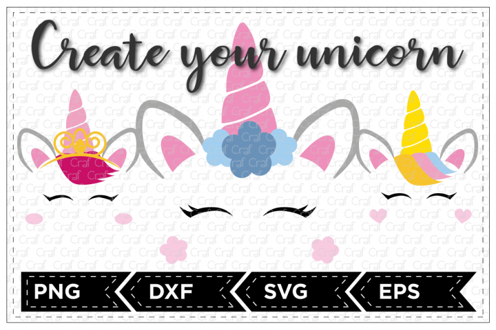 Create your unicorn set