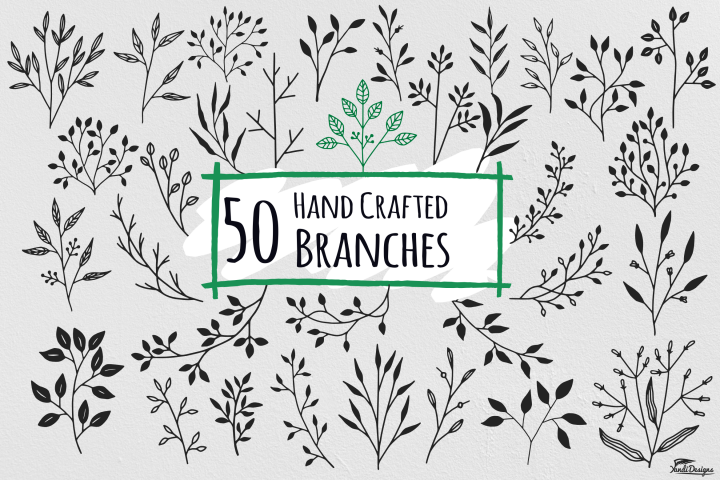 Hand Crafted Branches Floral