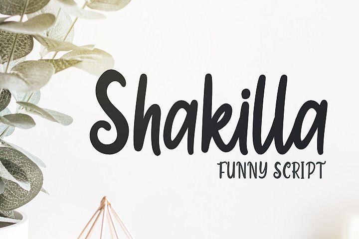 Shakilla - Funny Script