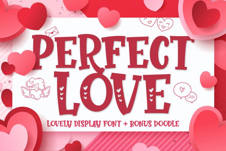 Perfect Love | Bonus Doodle