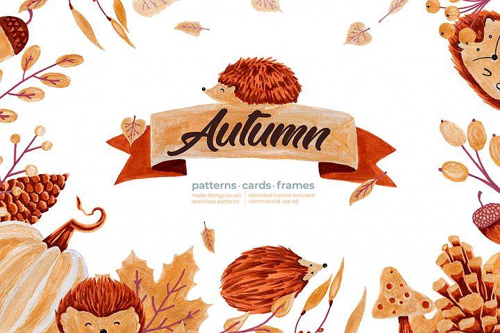 Goldie Autumn Design Collection