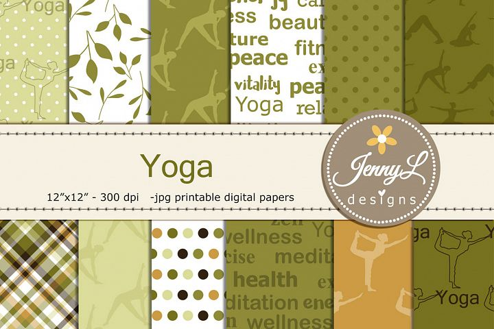 Yoga Digital Papers, Exercise