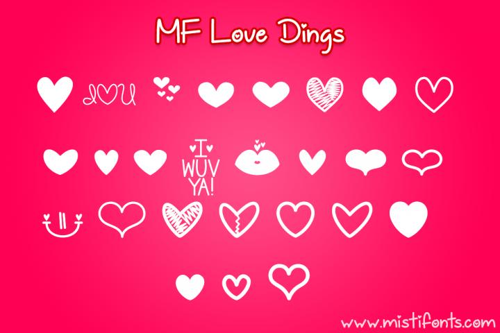 MF Love Dings