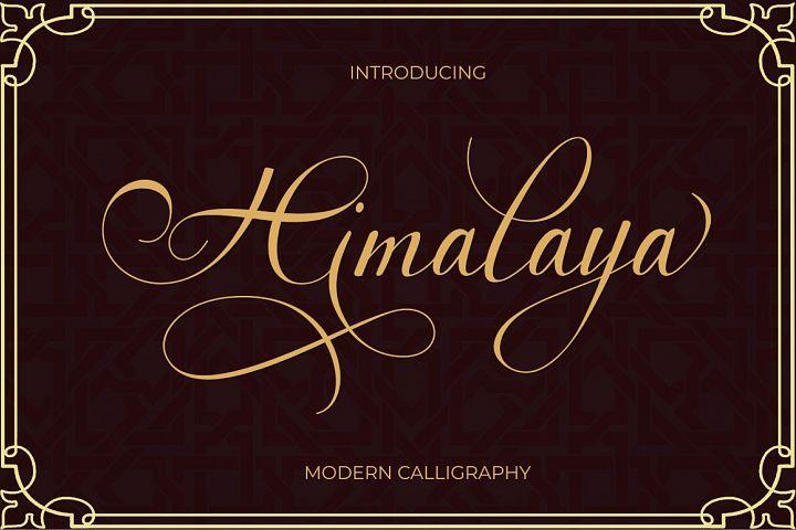 Himalaya script
