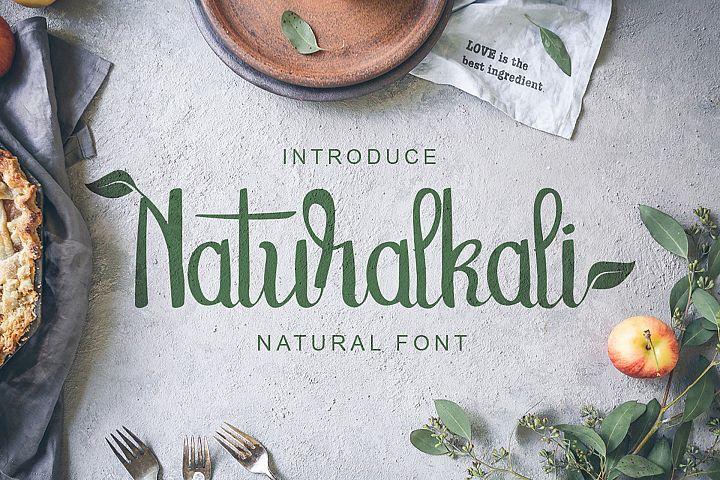 Naturalkali