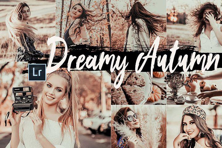 5 Dreamy Autumn Desktop Lightroom Presets and ACR preset