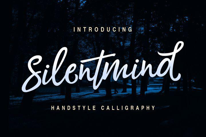 Silentmind Typeface
