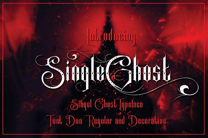 Singel Ghost