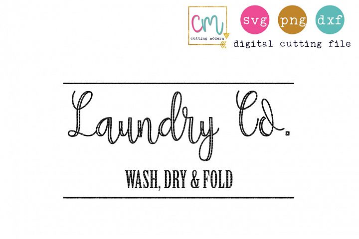 Laundry Co. Wash Dry And Fold