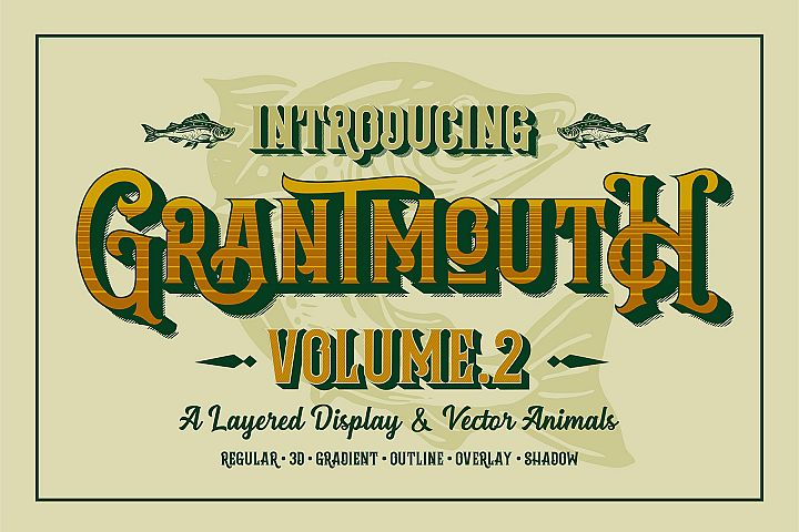 Grantmouth Vol.2 Extras