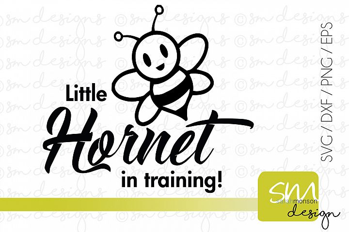 Little Hornet in Training