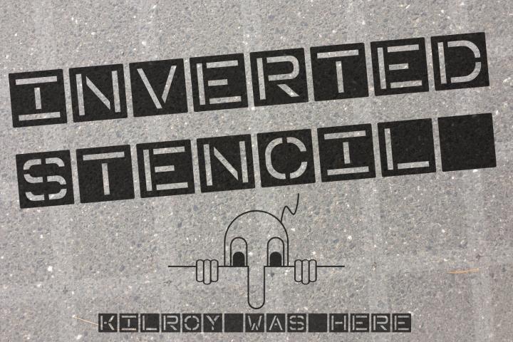 Inverted Stencil