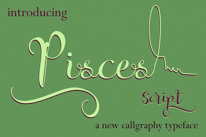 Pisces Script