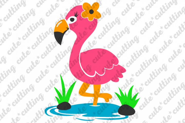 Flamingo, Pink Flamingo, svg, dxf, pdf, jpeg