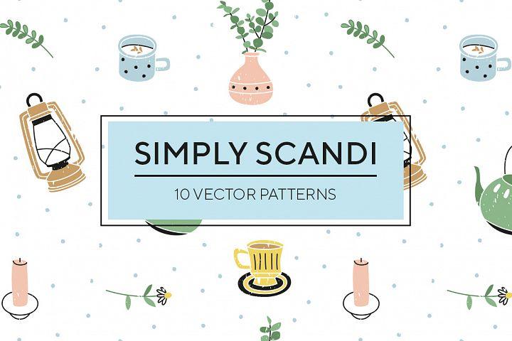 Simply Scandi patterns