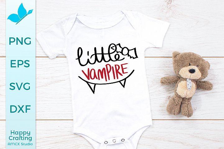 Little Vampire - A Cute Halloween Craft File