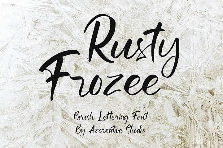 Rusty Frozee