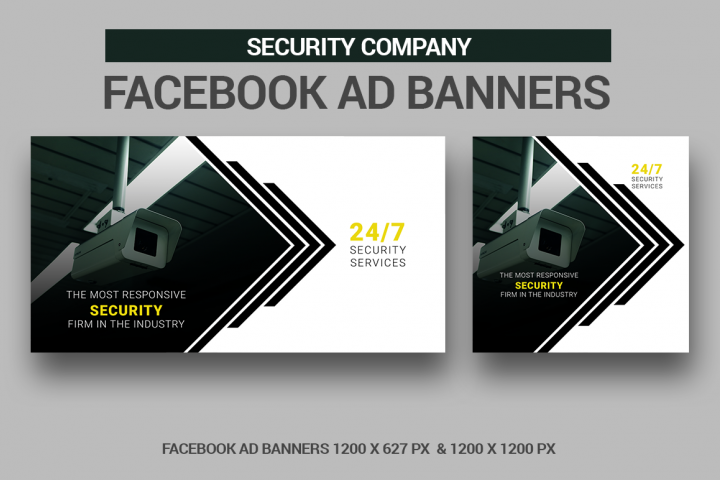 Security Company - Facebook Ads