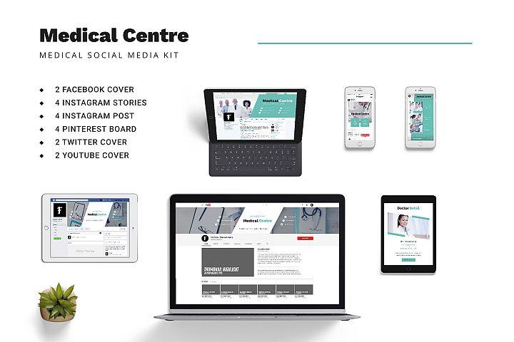 Medical Centre Social Media Kit