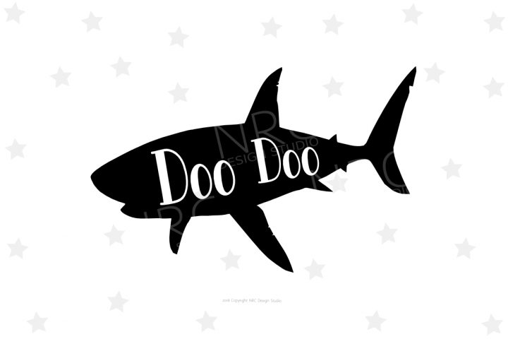 Shark SVG File, Animal