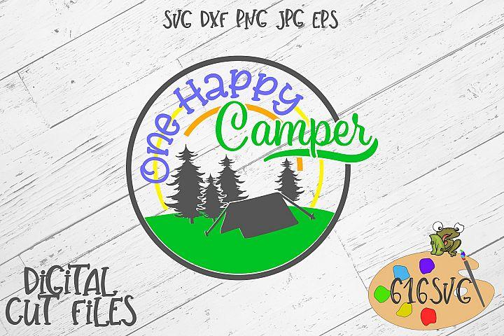 One Camper SVG