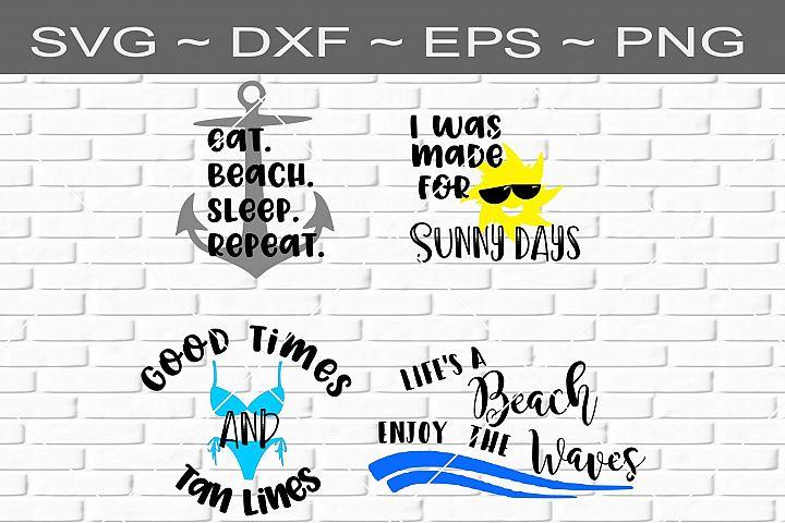 4 Summer Beach Designs Lifes A Beach Made For Sunny Days Ta
