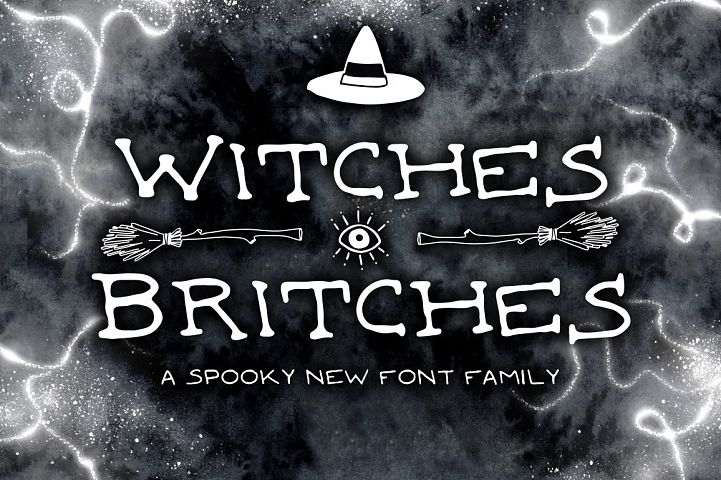 Witches Britches Font Family