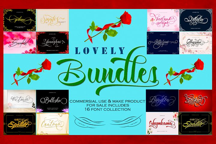 lLOVELY Bundles