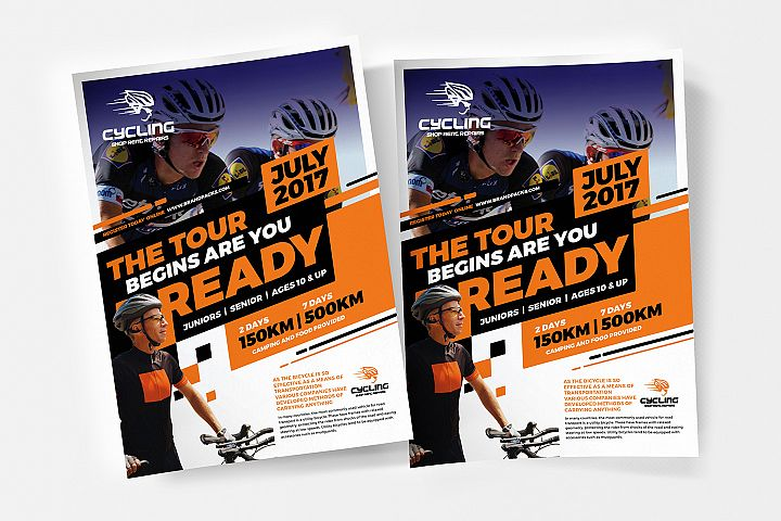 Sports Poster/Flyer Template