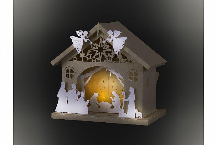 Nativity Barn