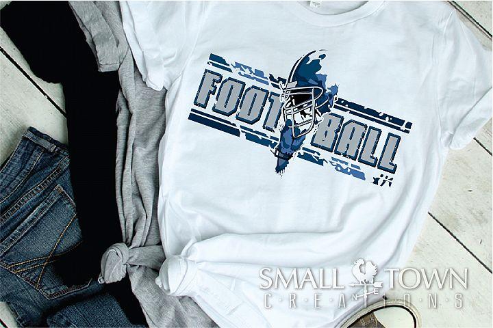 Football, Football helmet, Team logo, PRINT, CUT & DESIGN