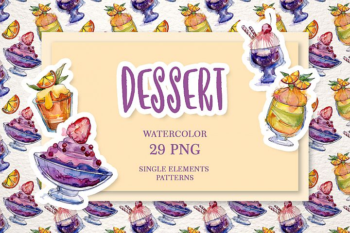 Divine sweetness watercolor png