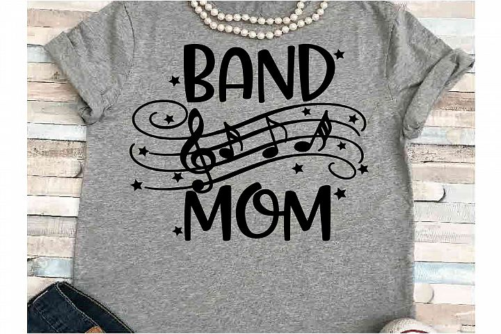 Band svg DXF JPEG Silhouette Cameo Cricut Marching Band
