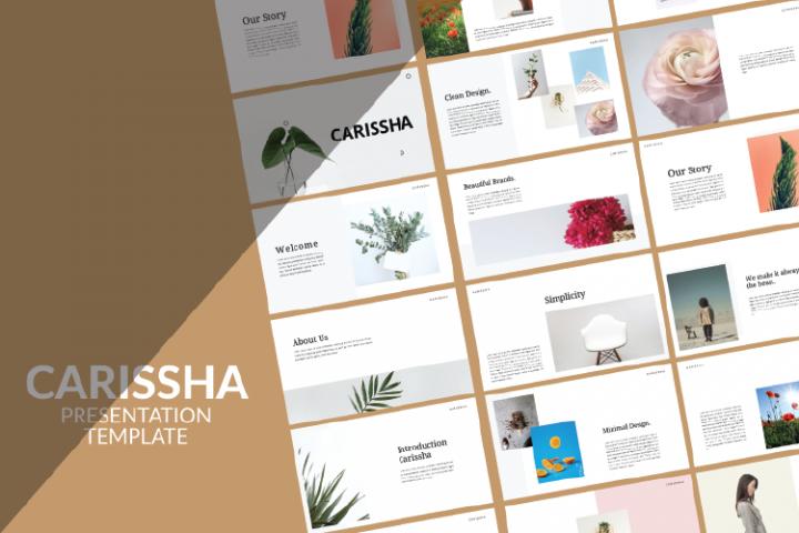 Carissha - Keynote Presentation Templates