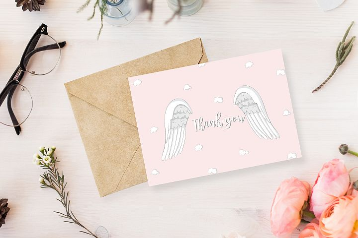 Little angels clipart - Free Design of The Week Design 4