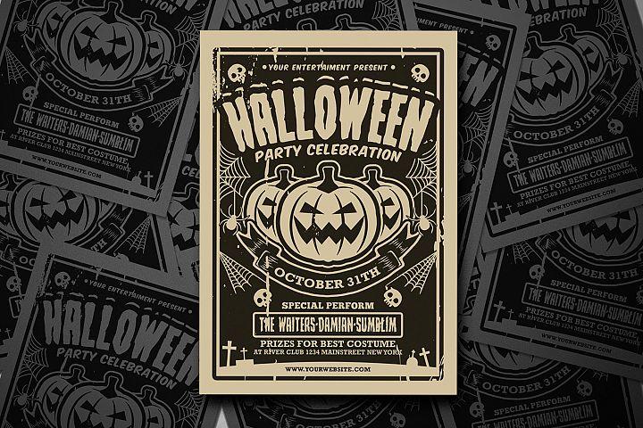 Halloween Party Celebration