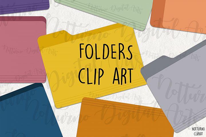 Folder Clipart SVG