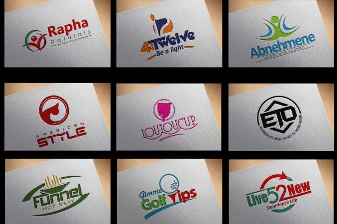 Professional Brand Logo