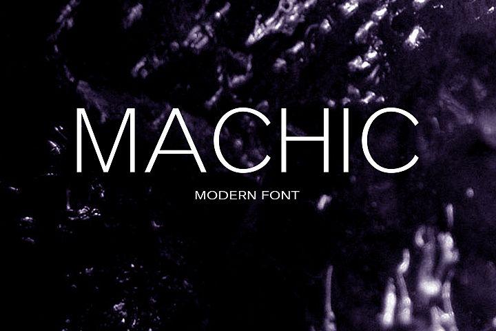 Machic