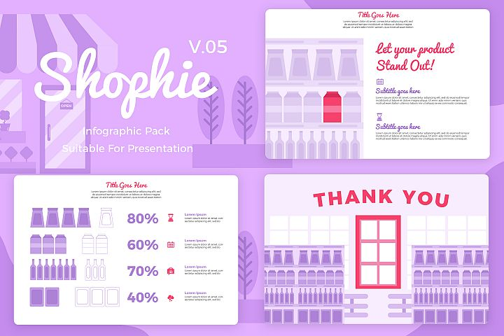 Shopifie v5 - Infographic