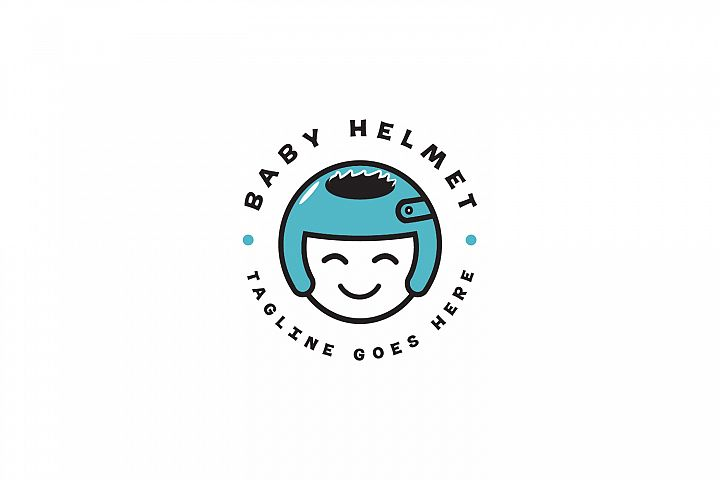 Baby Helmet Logo