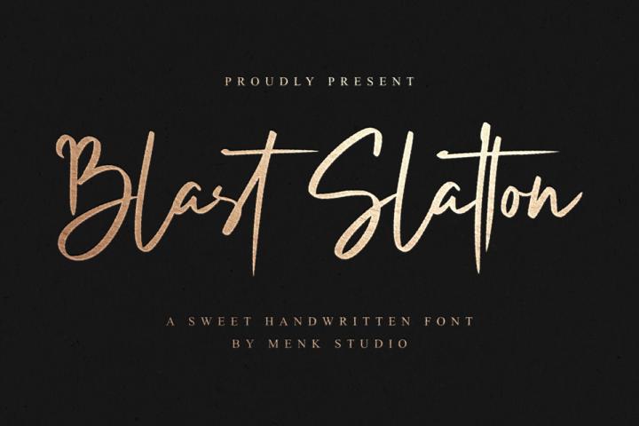 Blast Slatton