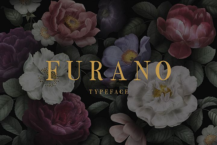 Furano font