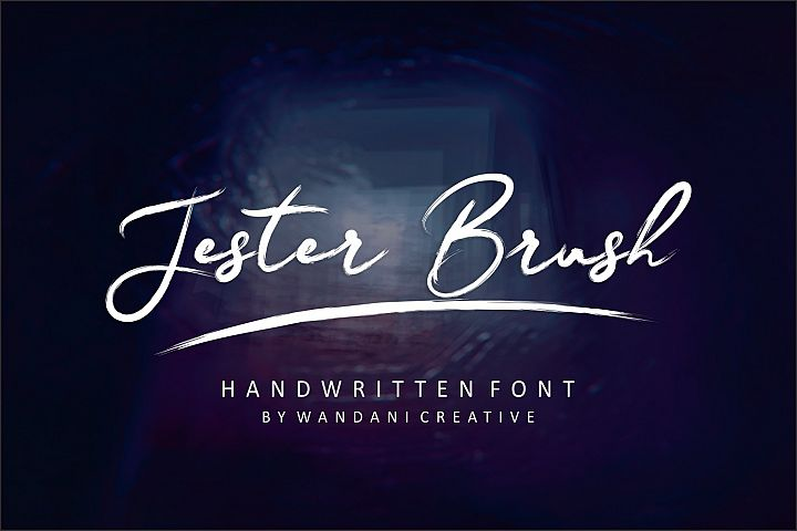 Jester Brush
