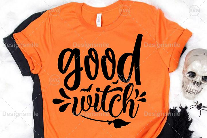 Good Witch SVG DXF PNG EPS Cutting File