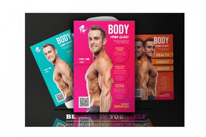 Fitness Body Flyer