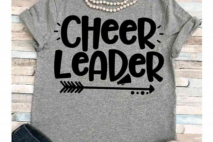 Cheer svg SVG DXF JPEG Silhouette Cameo Cricut Cheerleader svg iron on Cheerleader shirt Cheer team svg
