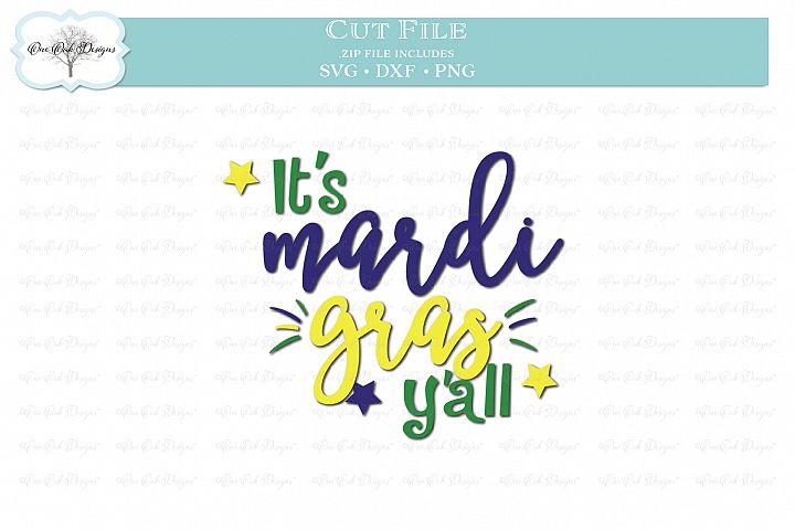 Its Mardi Gras Yall!