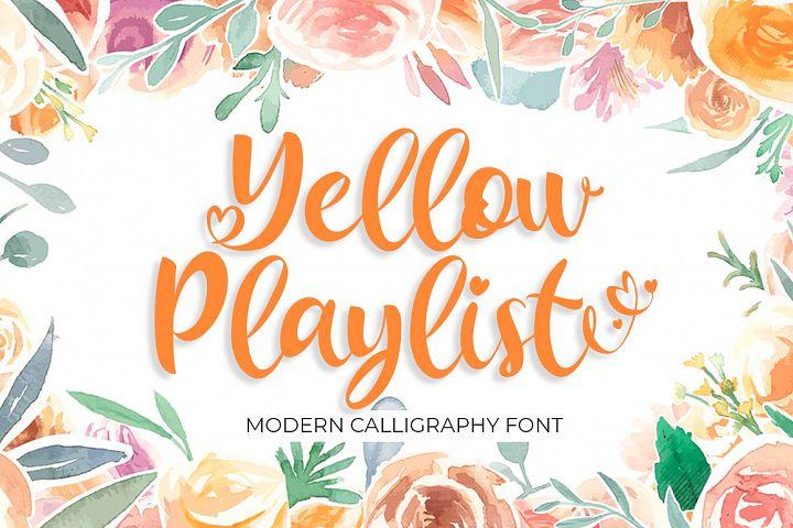 Yellow Playlist