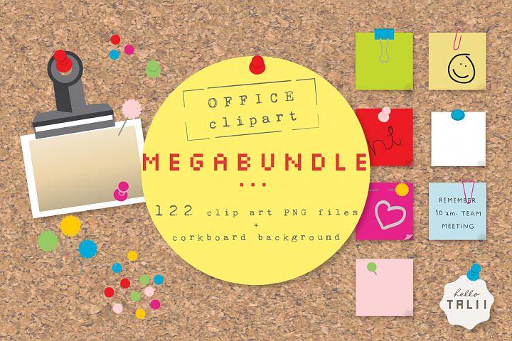 Office Clip Art Megabundle
